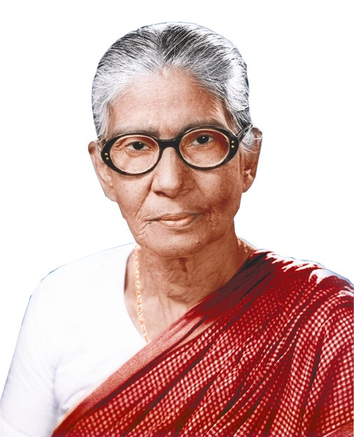Janaki Ammal was One of the First Women Freedom Fighters of South India who was Imprisoned by the British