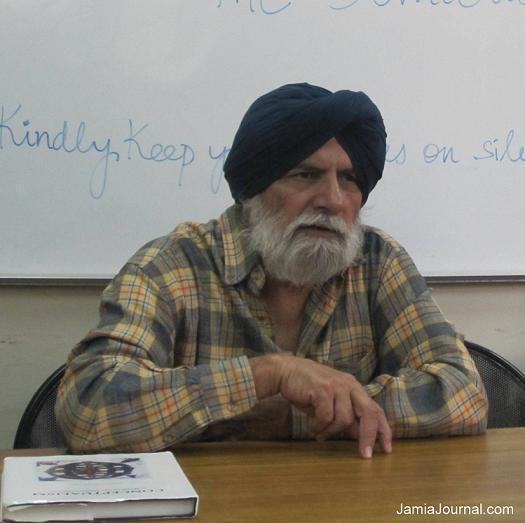 Professor Emeritus H S Gill's Open Letter to JNU VC