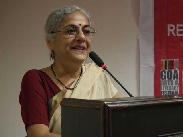 """The holes in knowledge are being replaced by attacks"": Githa Hariharan"