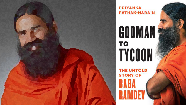 'Godman to Tycoon' Barred from Bookshelves, Ramdev Says Book Defames Him