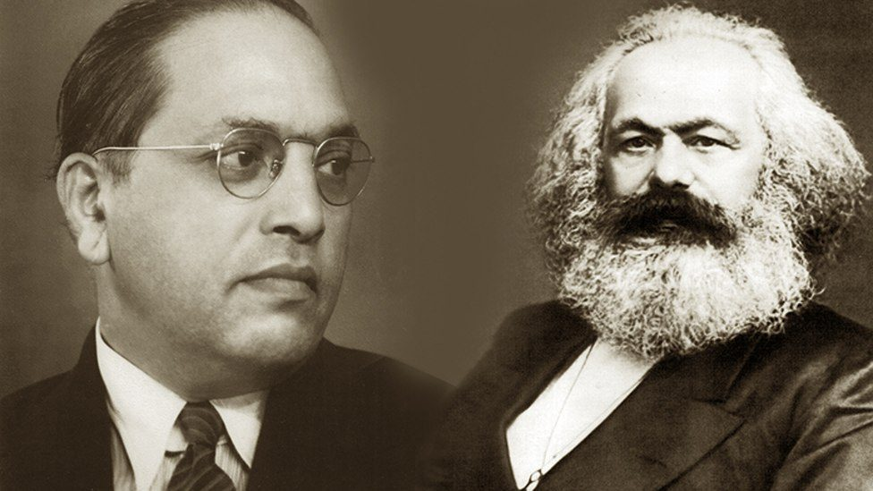 Marx in Ambedkar's Thoughts