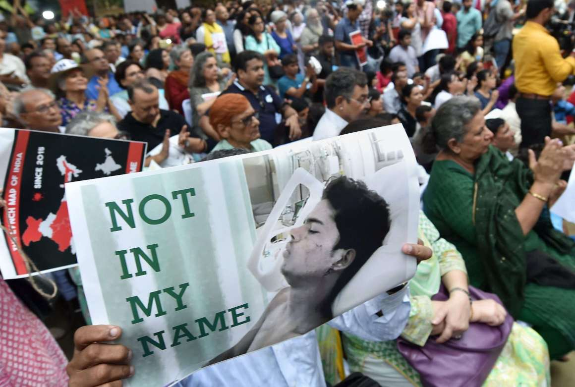 Mob lynching in India: Where does the Buck Stop?
