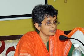 Condemn Harassment  of Professor Nivedita Menon by JNU administration