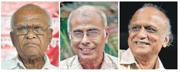 """Answer Us, Uttara  Kodi, Jawab Do"" for Dabholkar, Pansare and Kalburgi"