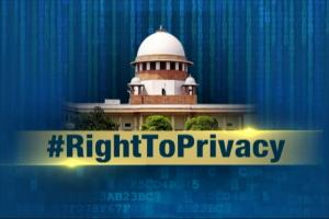 Right to Privacy is a Fundamental Right