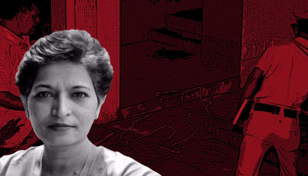 A Protest Letter for Gauri Lankesh's Political Murder