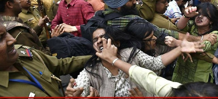 Forged Narratives of Dissent: Ramjas in the New Rashtra
