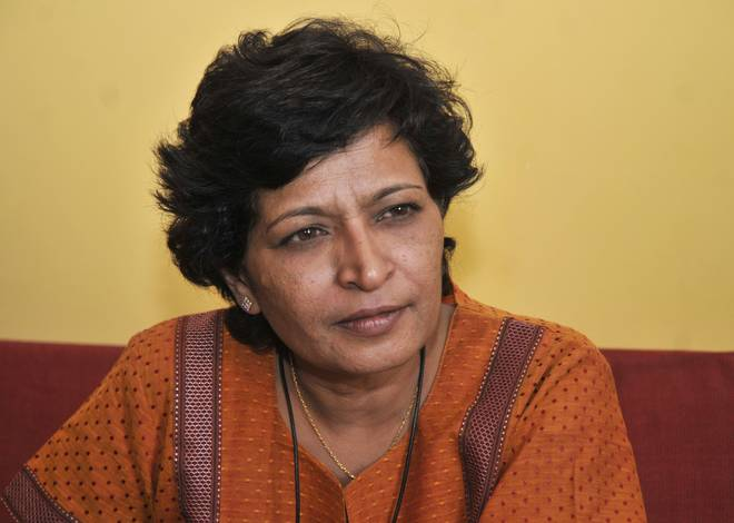 A Tribute to Gauri Lankesh