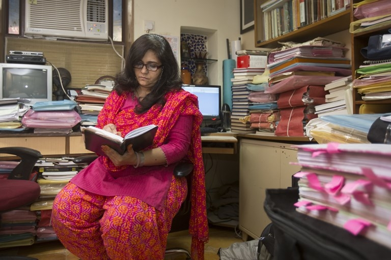 Teesta Setalvad Detained in Varanasi, Police Say Order Came from Higher Ranks