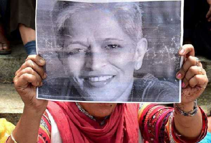 Living Political Commitment: Gauri Lankesh and Her Patrike
