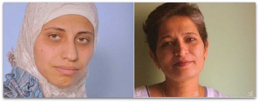 Resist My People, Resist Them/ I am Gauri, I am Dareen