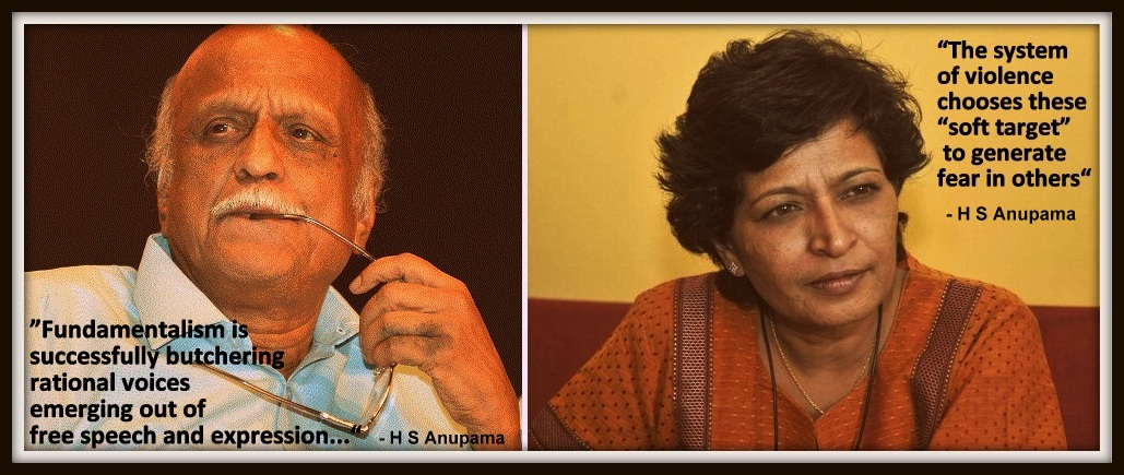From Kalburgi to Gauri Lankesh: Silencing Rational Voices in Karnataka