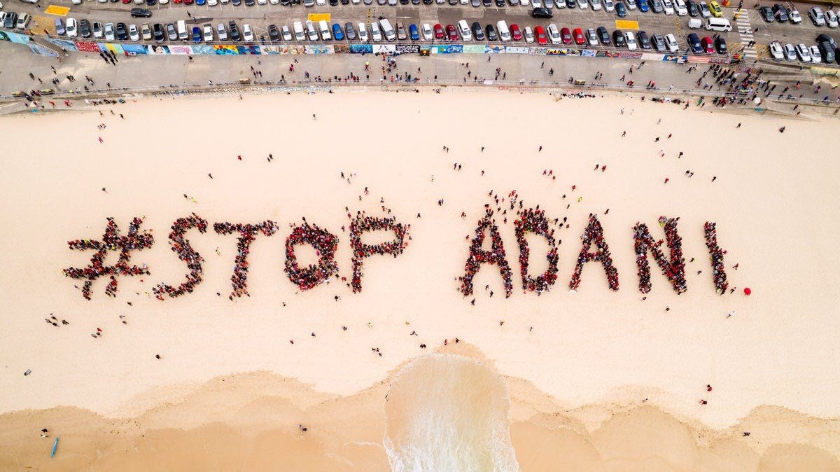 #StopAdani : Protests in Australia Against Adani's Venture of Carmichael Coal mine
