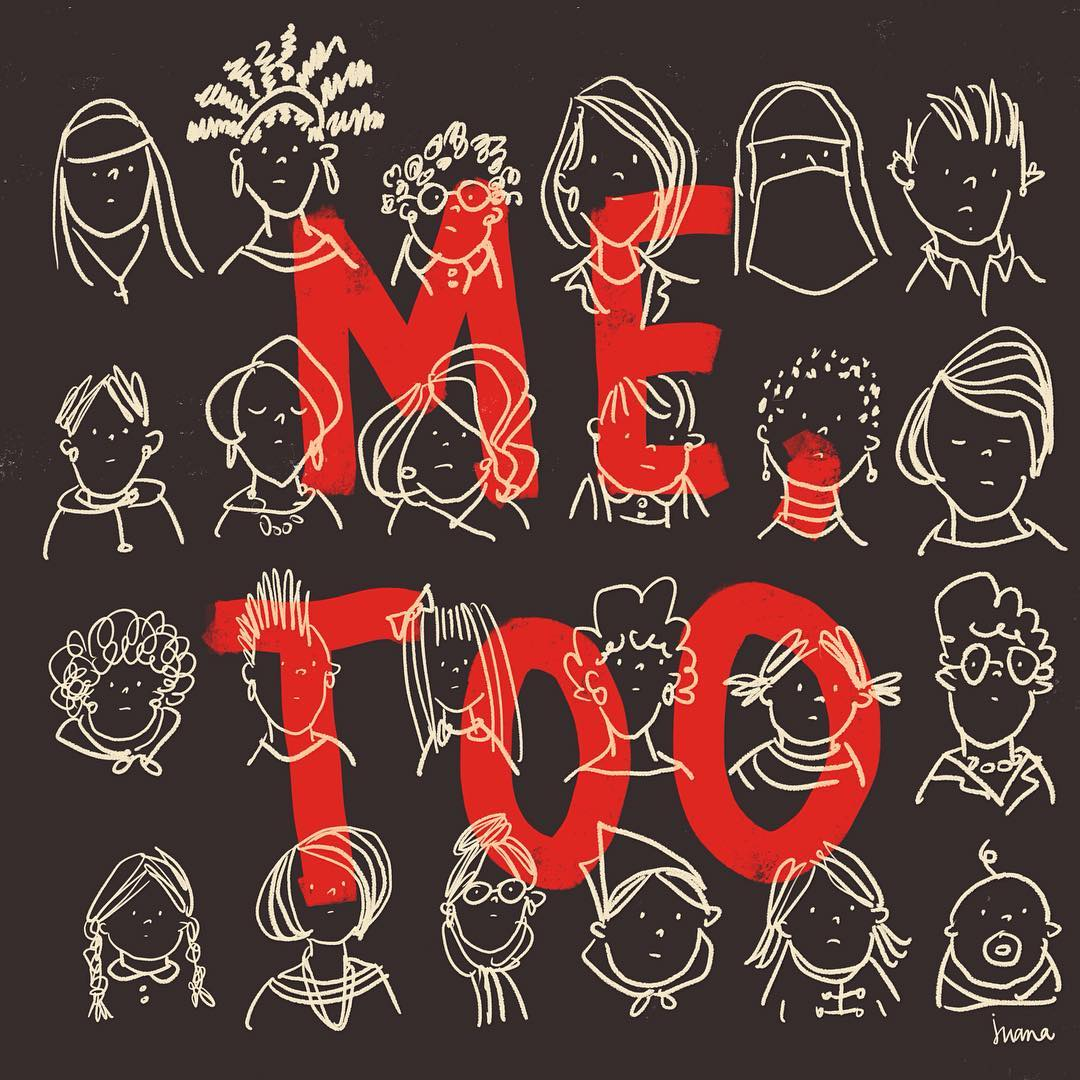 Why I Have a Problem With the Viral #MeToo Trend