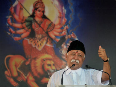Doordarshan Censors a Chief Minister's Speech, but Airs a Non-Elected RSS Pracharak