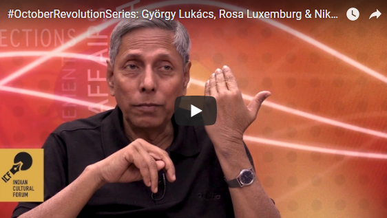 #OctoberRevolutionSeries: Studying György Lukács, Rosa Luxemburg and Nikolai Bukharin through Letters, Diaries and Notes