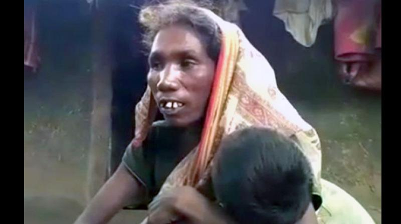 11 year old Dies of Starvation in Jharkhand