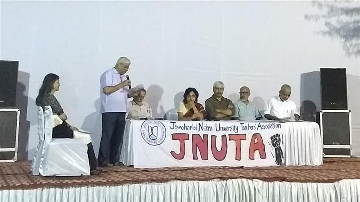 ''Krodh', 'Ahankar' Characterise JNU Administration; Jagadesh Kumar Unfit to be VC'