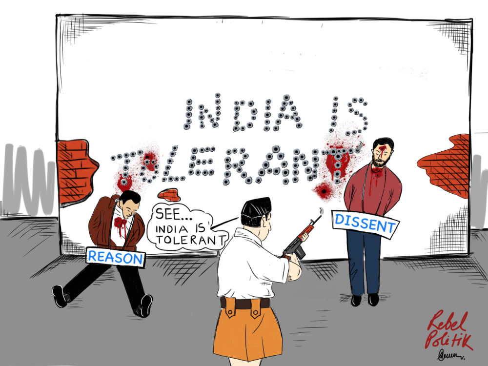 The Roots of Intolerance in India