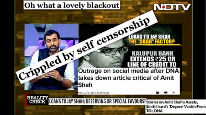 A Brief Recent History of Media Self-Censorship