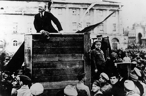 The Great October Revolution: Condemnation and Class Interest