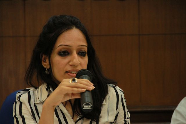 """There is a need to defend our space for free expression"": Tripti Tandon"