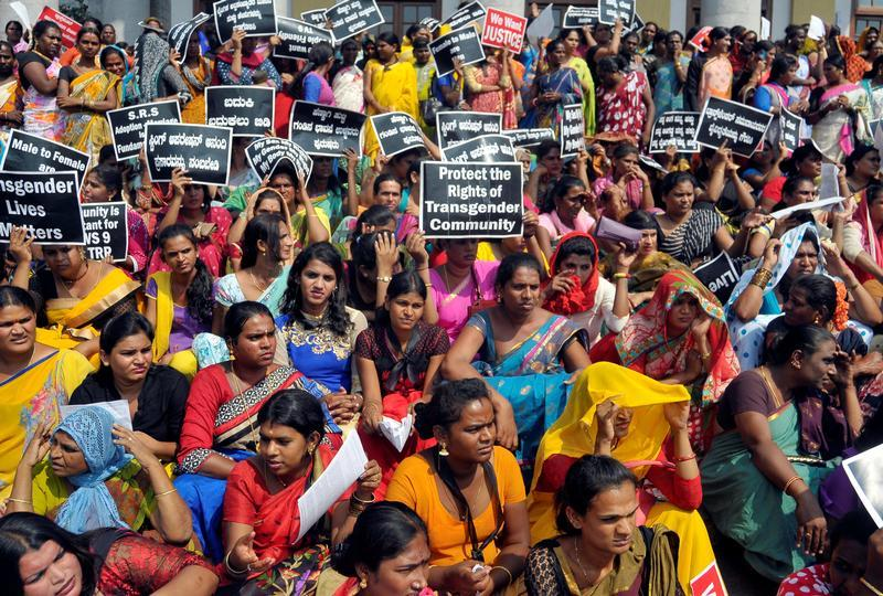 Making Transgender Rights a Reality in India