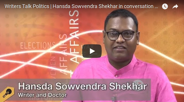 "Hansda Sowvendra Shekhar: ""I don't like being labelled as an adivasi writer"""