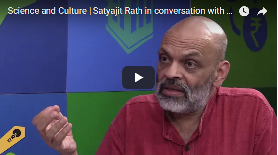 "Satyajit Rath: ""There is an inevitable connection between high culture and low culture"""