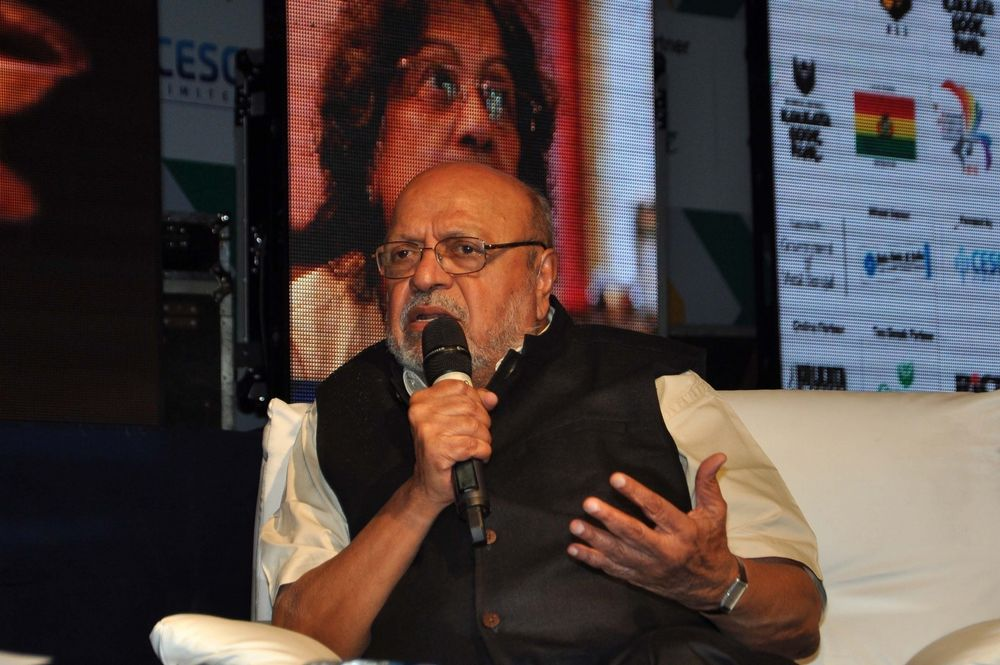 """This is being done to consolidate the Rajput vote"": Shyam Benegal on Padmavati  Row"