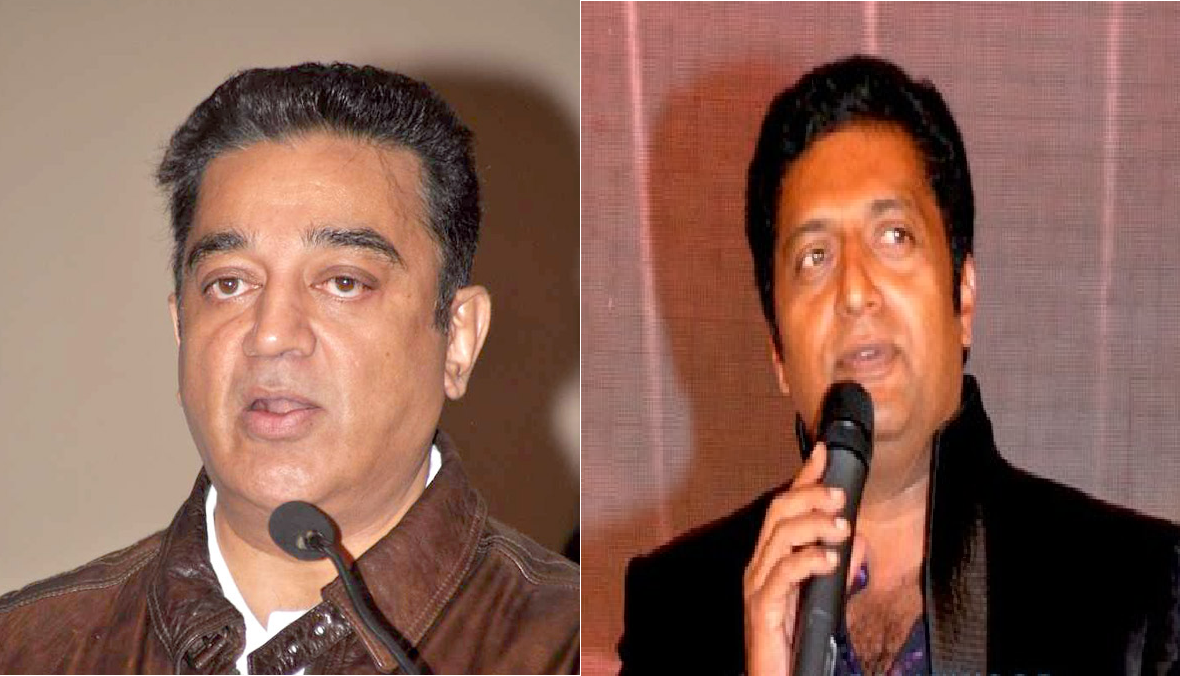 Actor Kamal Hasaan Thrashed for Writing Against Right-wing Hindus, Prakash Raj Backs His Views