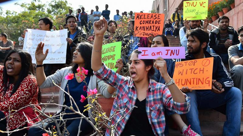 India's Students, Enemies of the State?