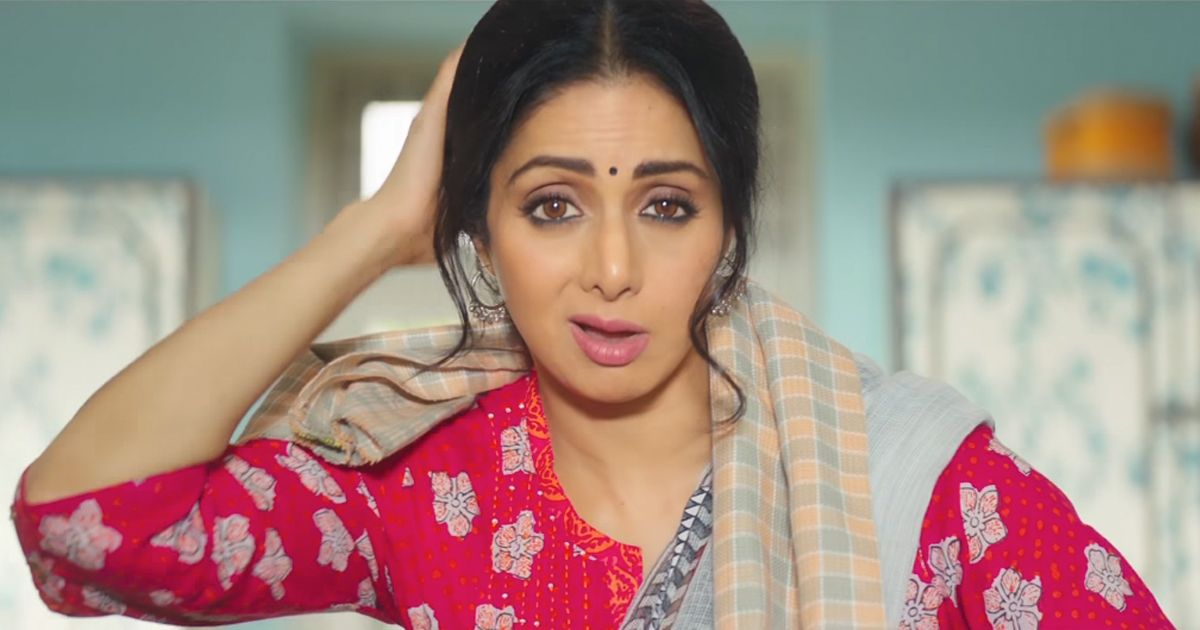 """Sridevi is After All, Sridevi"": The Age of the Super Cool Mom!"