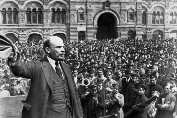 The Great October Revolution: Machine and Money