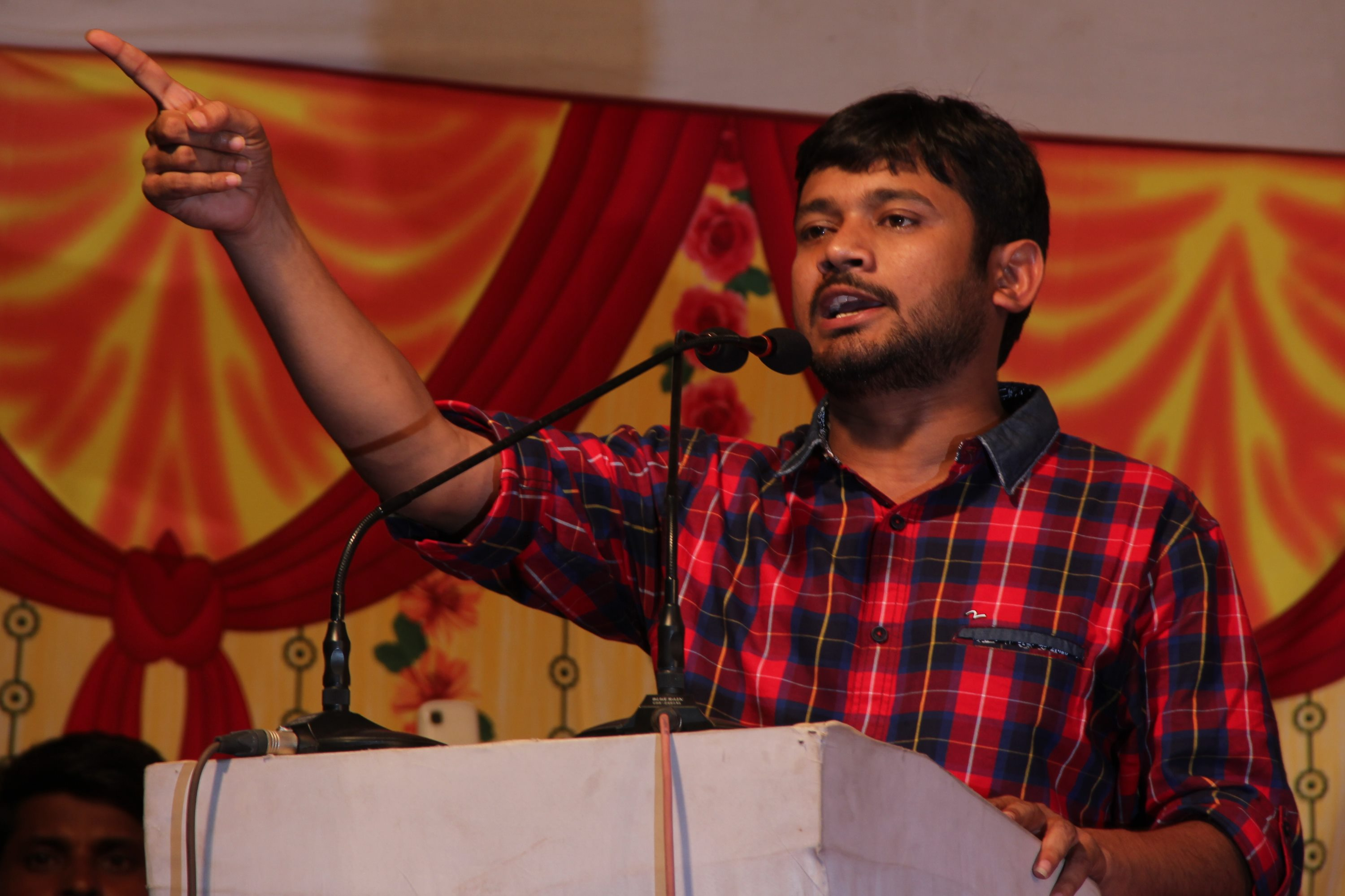 Kanhaiya Welcomes Civilised Debate Between Ideological Adversaries: Lucknow Literature Fest