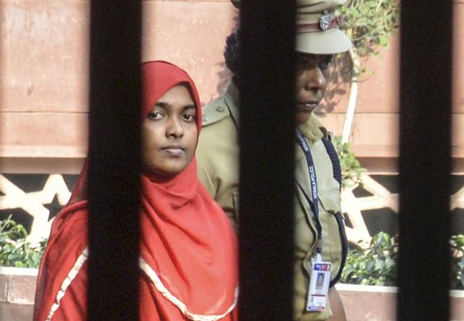 Why Has Hadiya Not Been Allowed to Join Her Husband?