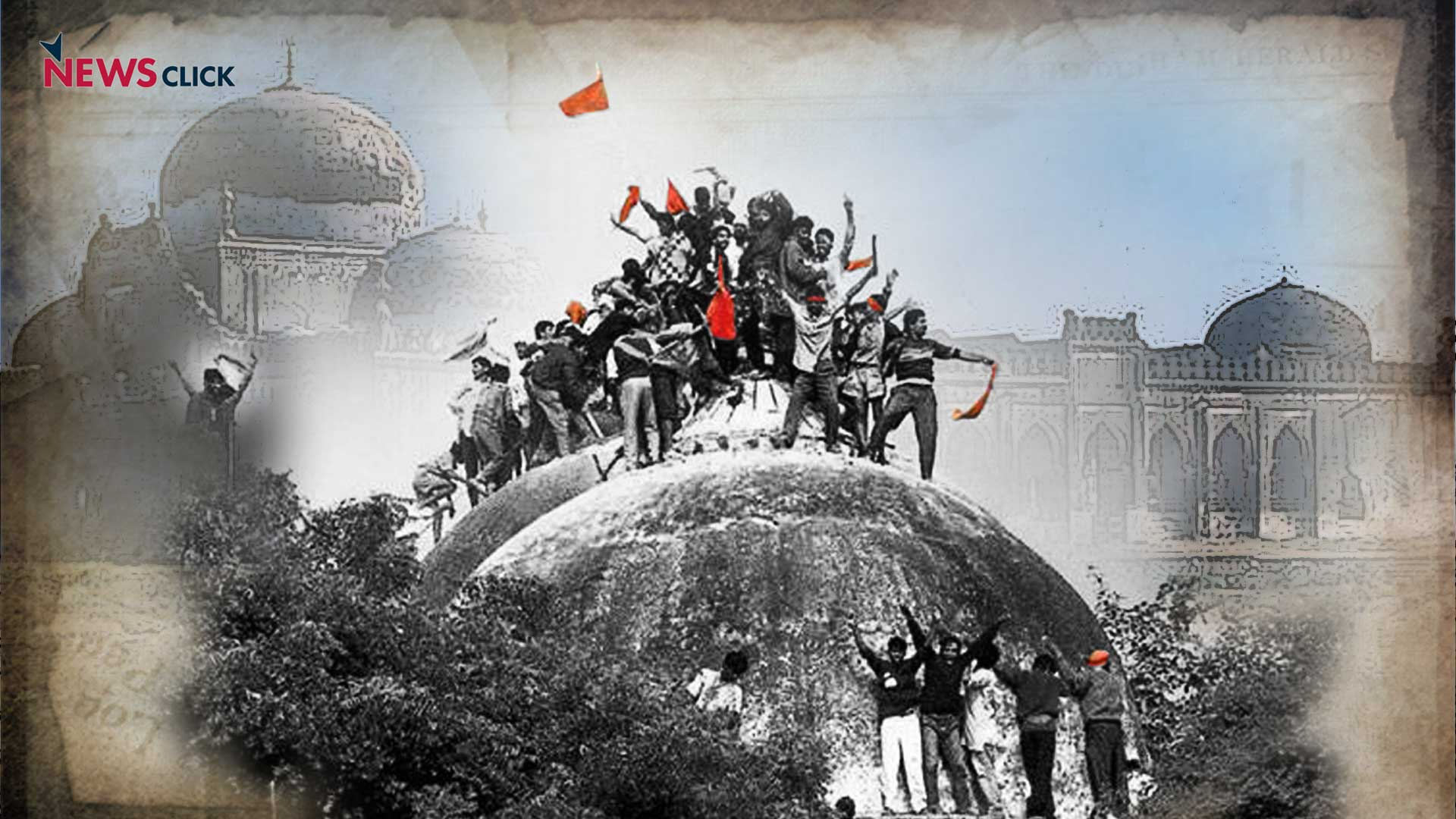 The Destruction of Babri Masjid – the 25th Anniversary