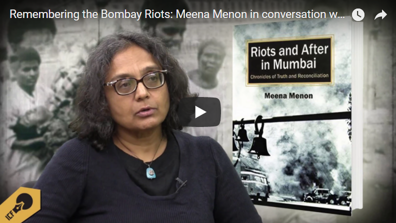 "Meena Menon: ""Is saying yes to the ruling government nationalism?"""