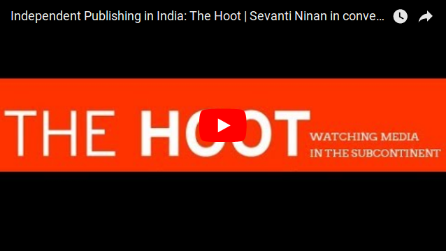 "Sevanti Ninan: ""There is a still a great scarcity of research on media practice in India"""