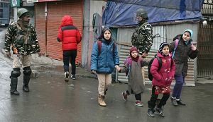 Kashmir Reels Under New Wave of Violence, And This Despite Winter