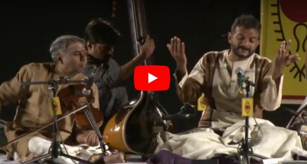 Listen to T M Krishna Singing Perumal Murugan's Verses of Exile
