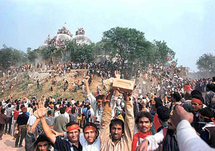 A Memory Buried Under the Debris of Babri Masjid