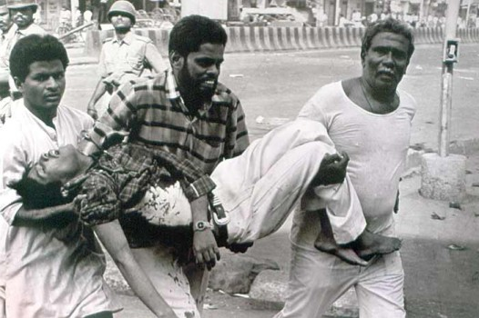 Remembering the Bombay Riots Part I