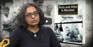"""Meena Menon: """"Put the internet to better use and do not spread hatred"""""""
