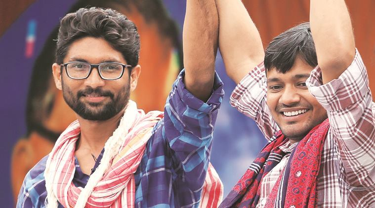 Jignesh Mevani Hits the Ground Running