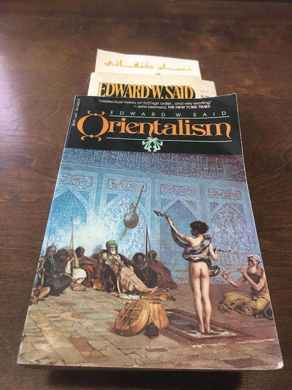 orientalism according to edward said and Said concludes that the current situation is the triumph of orientalism, to the degree that even orientals themselves start to speak the languages of orientalism yet there is hope: in the critical thinking in modern universities.