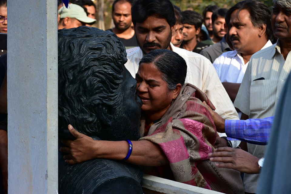 Tributes Paid to Rohith Vemula on His Second Death Anniversary