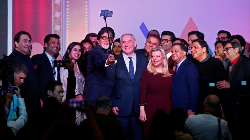 Bollywood turns a Blind Eye to Israeli Apartheid