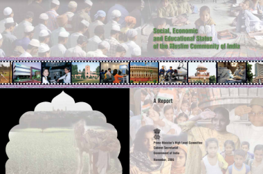 Social, Economic and Educational Status of the Muslim Community of India