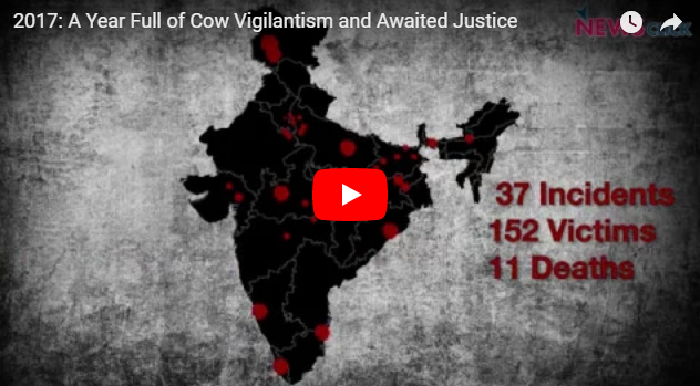 2017: A Year Full of Cow Vigilantism and Awaited Justice
